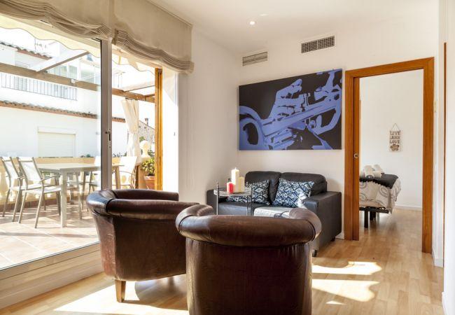 Apartamento en Sitges - CRISTAL Apartment