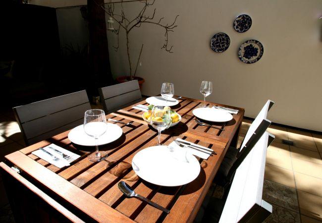 Apartamento en Sitges - Azul y Blanco Apartment