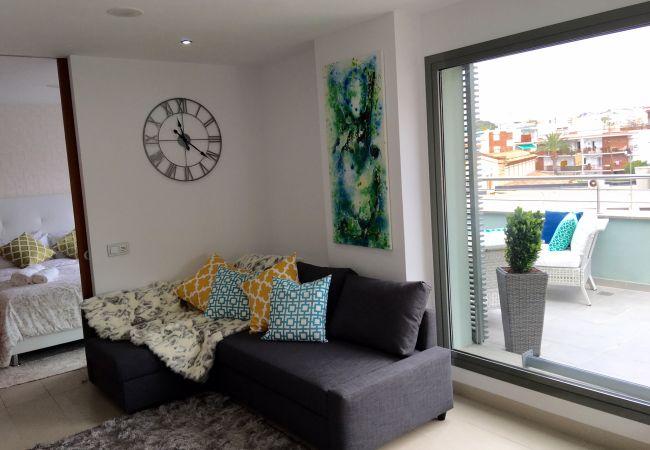 Apartamento en Sitges - Baillie Penthouse Apartment