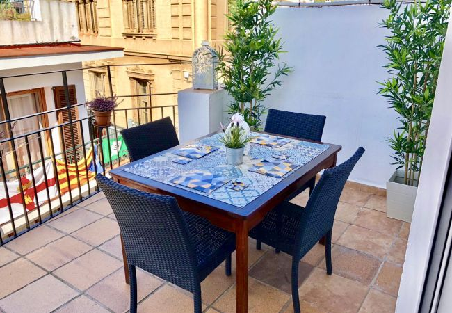 Appartement à Sitges - MANOLO Apartment