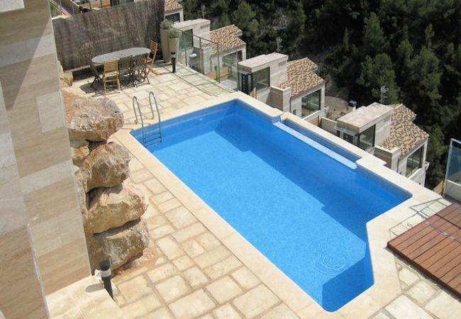 Villa à Sitges - Sitges Hills Villa