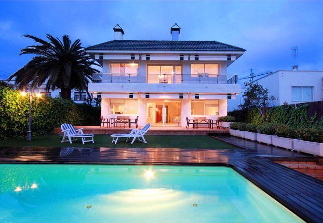 Villa à Sitges - Villa Sofia