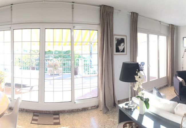 Appartement à Sitges - Bartomeu central Terrace apartment