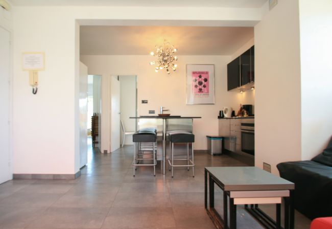 Apartment in Sitges - PENTHOUSE EXPO now with lift !