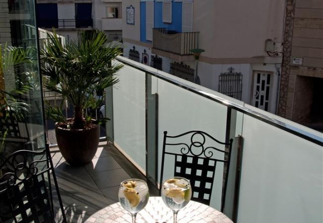 Apartment in Sitges - Sun Blau