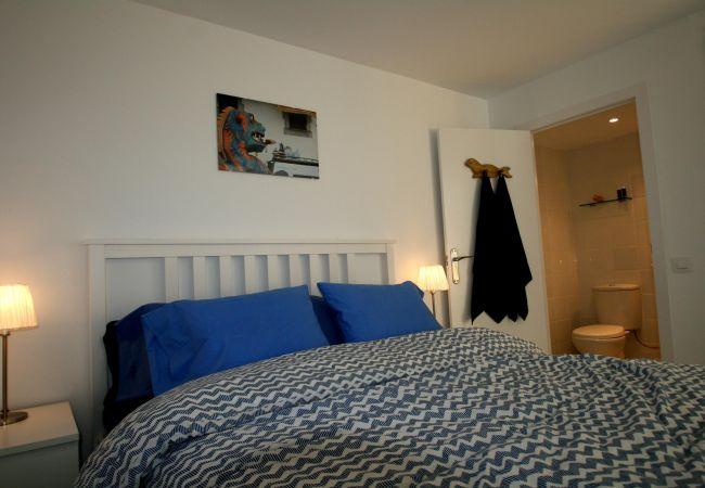 Apartment in Sitges - Azul y Blanco Apartment