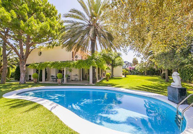 Villa/Dettached house in Sitges - Villa Anne