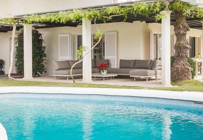 Villa in Sitges - Villa Anne